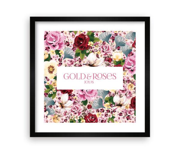 Zona kamaleon - Gold&roses