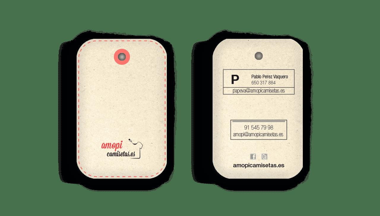 Zona kamaleon - Amopi tarjetas