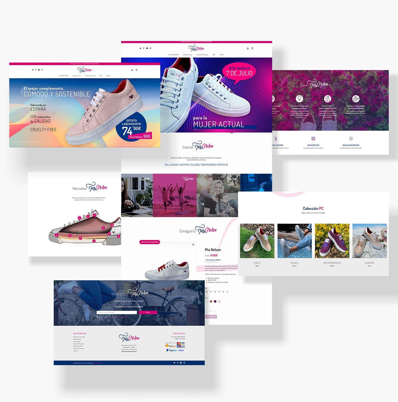 Zona kamaleon - Mia Nelson Diseño web