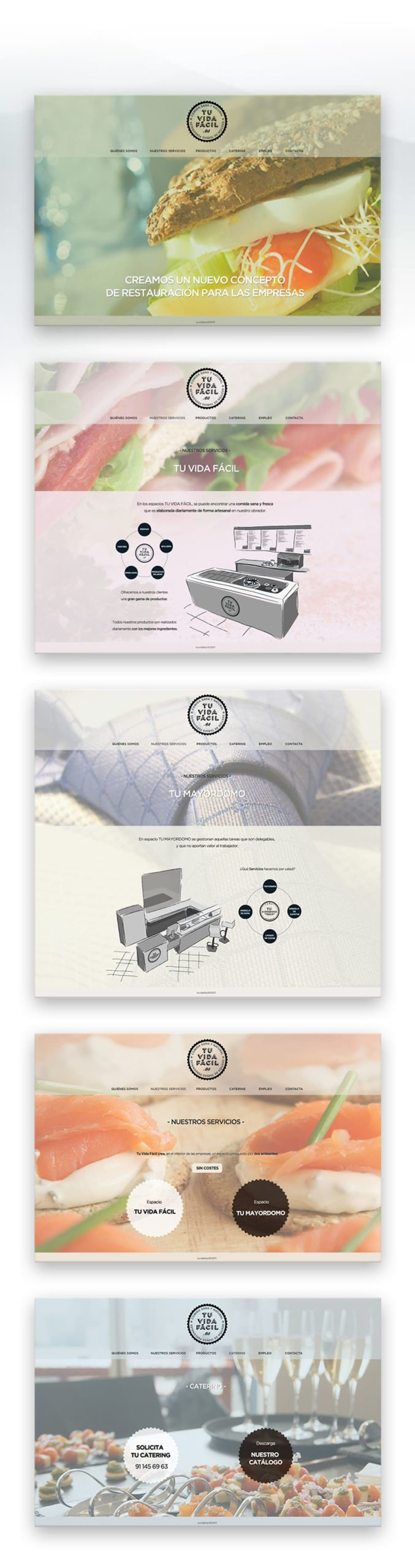 Zona kamaleon - Tu Vida Facil - diseño web