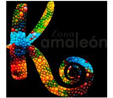 Zona Kamaleon - logotipo