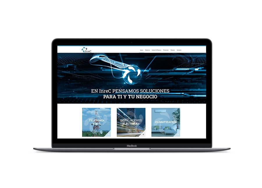 Zona kamaleon - Diseño Web InreC