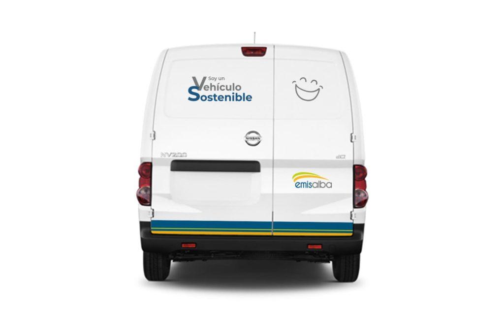 Zona kamaleon - Emisalba vehiculo sostenible